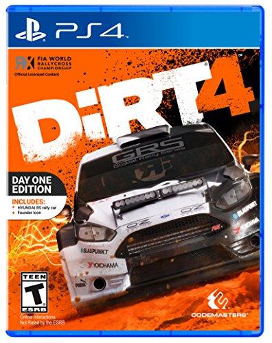 Dirt 4 (輸入版:北米)