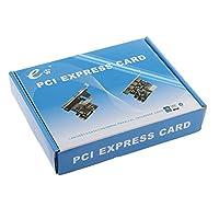 【ノーブランド品】PCIE PCI-Expressx1 →  ギガビット イーサネット RJ45 10/100/1000Mbps LAN ネットワーク カード