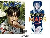 韓国雑誌 MAPS(マップス) 2021年 6月号 (GOT7のヨンジェ&ソン・ガイン表紙 A TYPE/DAY6のJae、宇宙少女のボナ&ソラ&EXY&ウンソ、イ・シウ記事) ★★Kstargate限定★★