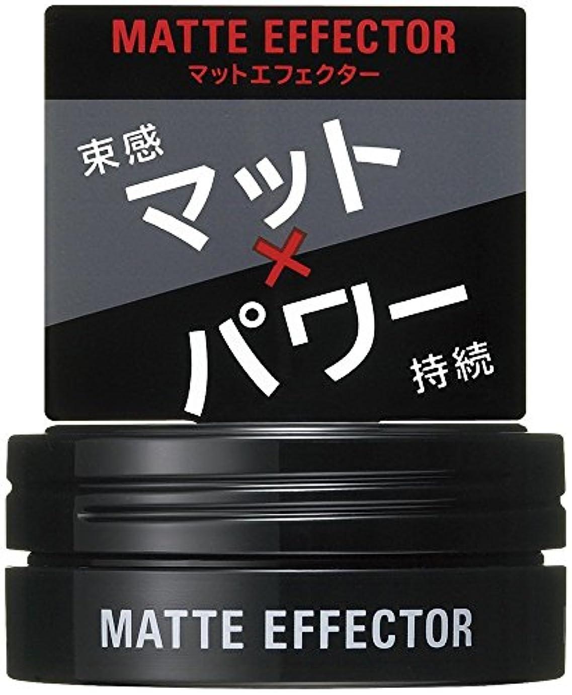 誘う作成者非効率的なウーノ マットエフェクター 15g ワックス