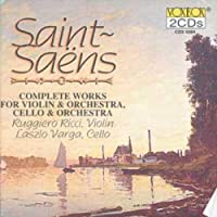 Complete Works for Violin & Orchestra by VARIOUS ARTISTS (1994-05-12)