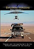 Exploring Horizons - Free Spirits - Boundless Soul - Lew Iles de la Madeleine Quebec, Canada
