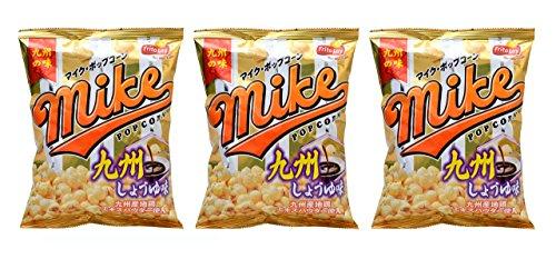 フリトレー マイクポップコーン 九州しょうゆ味 50g×3個