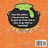 The Itchy Witch: Funny Halloween Rhyming Tale for Kids of All Ages Storytime Edition (Holiday Storytime) 画像