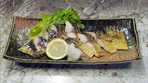 北区 十条の鯖のくんせいと甘い玉子焼