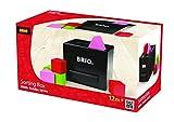 BRIO 形合わせボックス(ブラック) 30144 画像