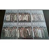KAT-TUN Real Face デビューシングル初回限定盤6種セット