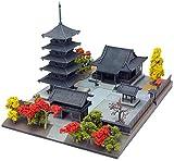 トミーテック ジオコレ 建物コレクション 141 寺院セット2 ジオラマ用品