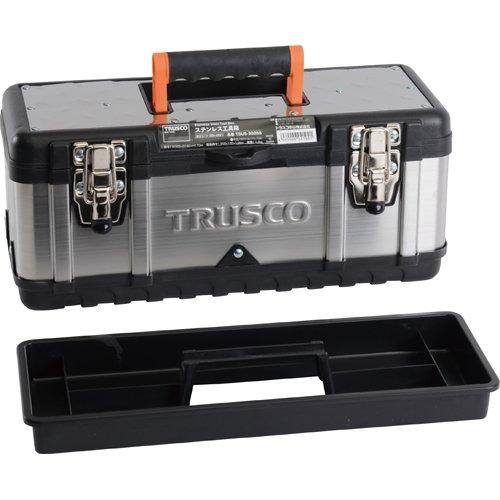 TRUSCO ステンレス工具箱 SサイズTSUS3026S