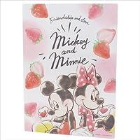 Mickey & Minnieアンダーレイ/Strawberry