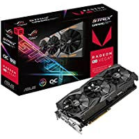 ASUS AMD RX VEGA搭載ビデオカード  ROG-STRIX-RXVEGA56-O8G-GAMING