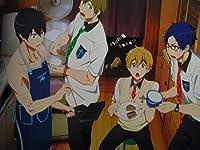 Free! イナズマイレブンGO 両面ピンナップポスター anime グッズ