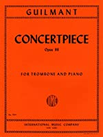 ギルマン : 演奏会用小品 Op.88/インターナショナル・ミュージック社ピアノ伴奏付トロンボーン・ソロ