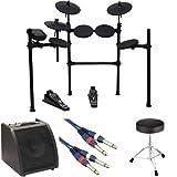 MEDELI メデリ 電子ドラム DD401J-DIY KIT ドラムイス・ドラムアンプ&ケーブル付きセット