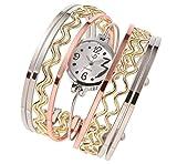 Phoenix レディース ブレスレットウォッチ 腕時計 ブレスレット ゴージャスゴールド GG-7night 長期保証書付