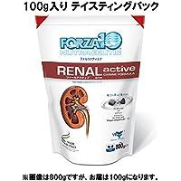 フォルツァ10 ドッグフード リナールアクティブ テイスティングパック 100g