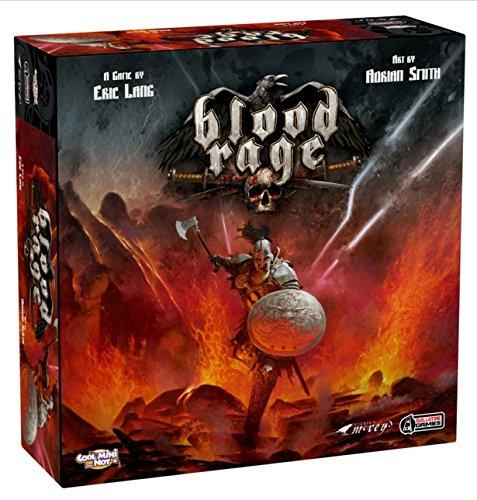 Blood Rage 血の怒り
