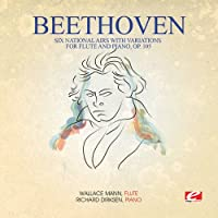 Beethoven: Six National Airs With Variations for