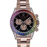 ロレックス ROLEX デイトナ レインボ- 116595RBOW 新品 腕時計 メンズ [並行輸入品]