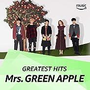 Mrs. GREEN APPLE ソングス in Prime