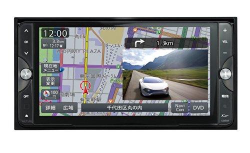 Clarion(クラリオン) NX714W Google音声検索つき Smart Accessリンク 200mmワイド7型 VGA 地上デジタルTV/DVD/SD AVナビゲーション NX714W