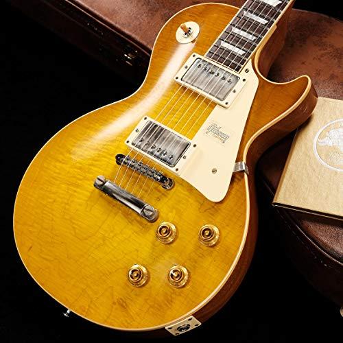 Gibson Custom Shop / 60th Anniversary 1959 Les Paul Standard Light Aged Hard Rock Maple Vintage Lemon Fade