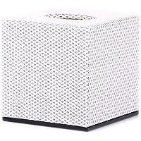 ティッシュボックスリビングルームティーテーブルオフィスレザーパッキングペーパーボックス(13 * 13 * 13cmセンチメートル)