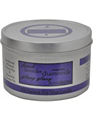 Aroma Paws Travel Tin Candle, 8-Ounce, Lavender Chamomile by Aroma Paws