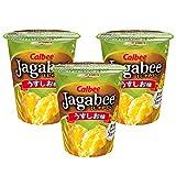 カルビー Jagabee うすしお味 40g×3個