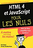HTML 4 et Javascript