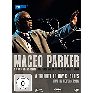 Tribute to Ray Charles [DVD] [Import]
