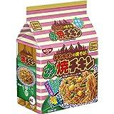 日清食品 アジアン焼チキン 具付き 3食パック 288g×9袋