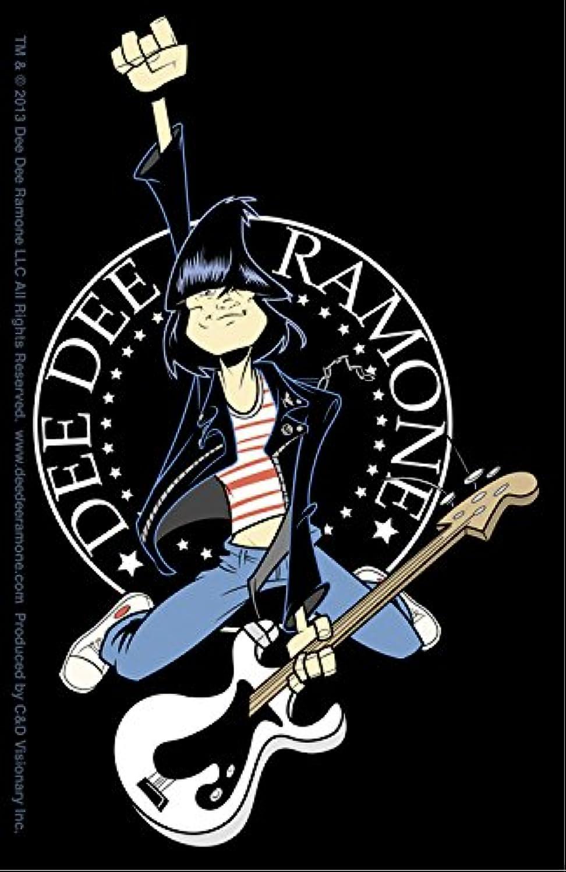 C & D Visionary Dee Dee Ramoneホップステッカー