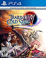 Legend of Heroes: Trails of Cold Steel IV Frontline Edition (輸入版:北米) - PS4