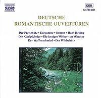 German Romantic Overtures