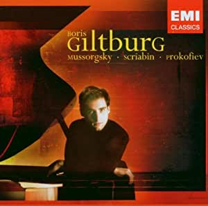 Mussorgsky: Pictures at an Exhibition; Scriabin: Piano Sonata No.2; Prokofiev: Piano Sonata No.8