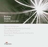 Brahms/Dvorak:Violin Concertos