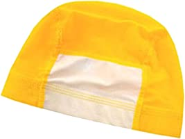 水泳帽子 プール帽子 名前の書ける プールキャップ 子供用~大人用