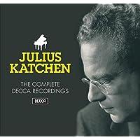 Julius Katchen The Complete Decca Recordings