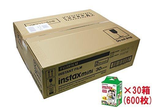 チェキフイルム2本パック30箱入り業務用元箱計600枚セット