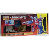 戦え!超ロボット生命体 トランスフォーマー 15周年 復刻版 キャラクターカード付 C-69 サイバトロン/シティーコマンダー ウルトラマグナス