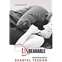 Unbearable (Undescribable Book 2)