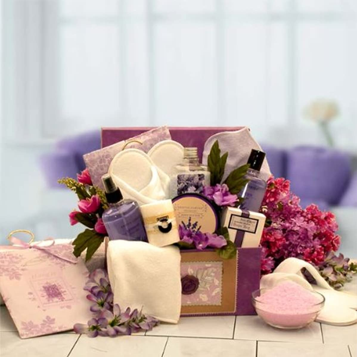 Spa Inspirations Bath and Body Gift Box- 8412952