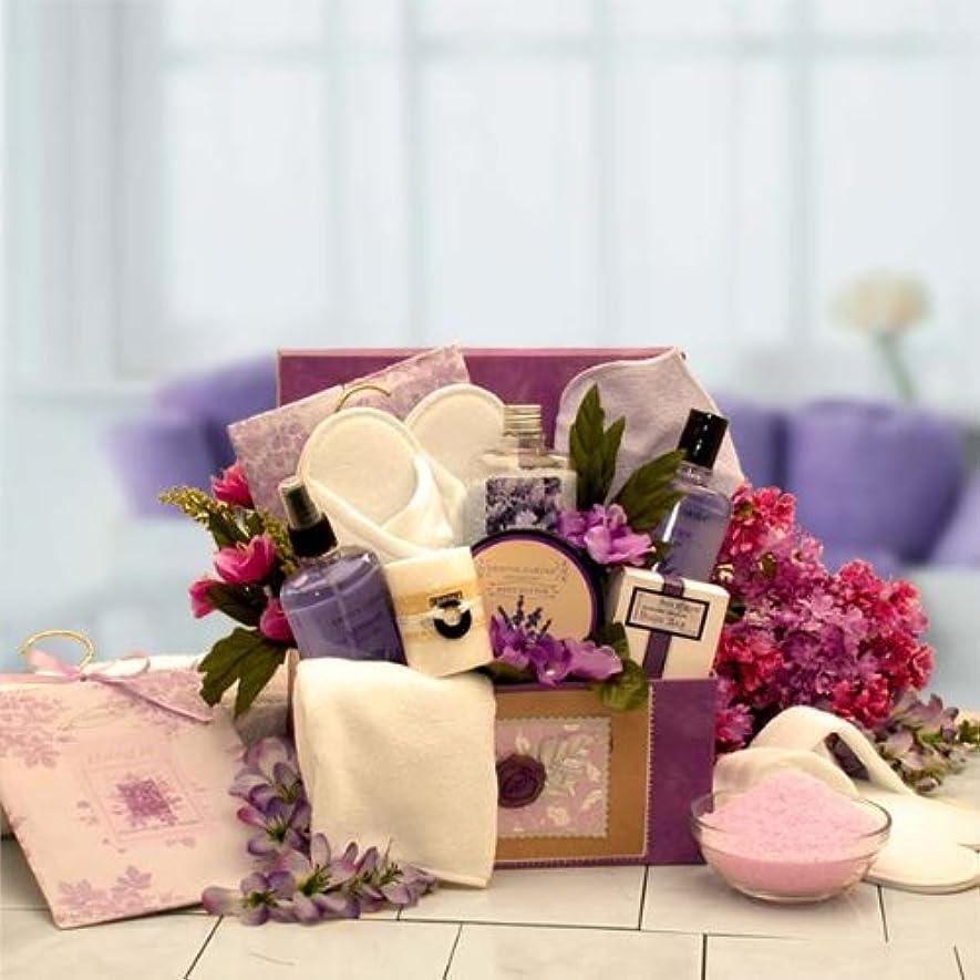 着陸バンカーやさしいSpa Inspirations Bath and Body Gift Box- 8412952