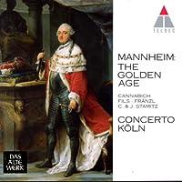 Mannheim:the Golden Age