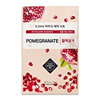 ETUDE HOUSE 0.2 Therapy Air Mask 20ml×10ea (#07 Pomegranate)/エチュードハウス 0.2 セラピー エア マスク 20ml×10枚 (#07 Pomegranate)