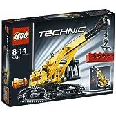 レゴ (LEGO) テクニック クローラー・クレーン 9391