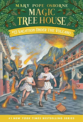 Vacation Under the Volcano (Magic Tree House (R))の詳細を見る