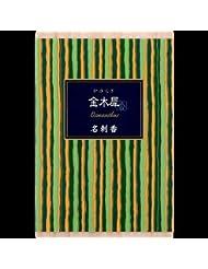 【まとめ買い】かゆらぎ 金木犀 名刺香 桐箱 6入 ×2セット