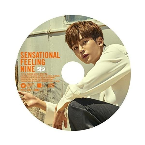 Sensational Feeling Nine...の商品画像